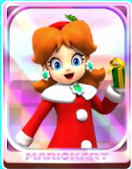 Daisy (Holiday Cheer)