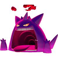 Gigantamax Gengar