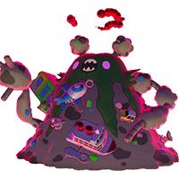 Gigantamax Garbodor