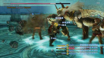 hashmal battle esper walkthrough final fantasy xii ff12