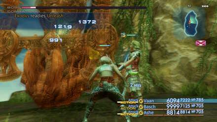 exodus battle esper walkthrough final fantasy xii ff12