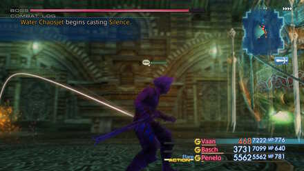 chaos silence esper walkthrough final fantasy xii ff12