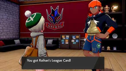 Raihan League Card