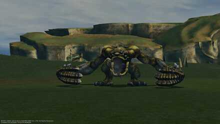FFX Earth Eater