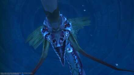 FFX Evrae Altana Boss Fight