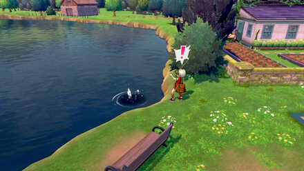 How to Fish in Pokemon Sword and Shield - Fishing Best Time
