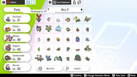 Pokemon Trade
