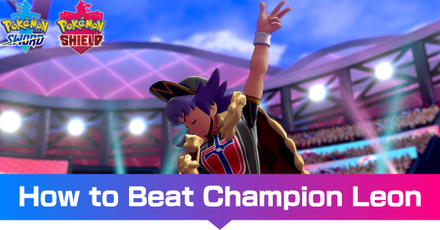 How to Beat Champion Leon Header.png