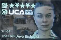 The Evo-devo Biologist