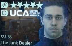 The Junk Dealer