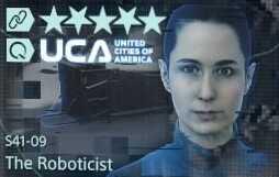 The Roboticist