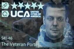 The Veteran Porter