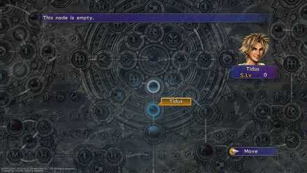 FFX Using the Sphere Grid