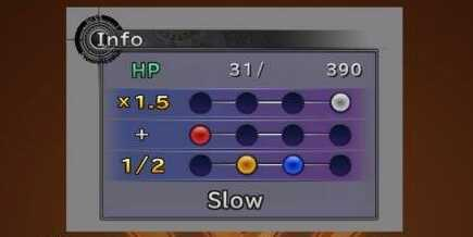 FFX Elements strengths and weaknesses