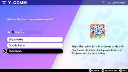 Link Battles