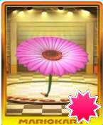 Pink Flower Glider