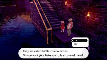Starter Pokemon Tutor Moves