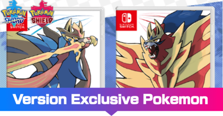 Version Exclusive Pokemon Crown Tundra Updated Pokemon Sword And Shield Game8