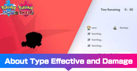 Type Effectiveness and Damage