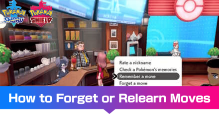 Forget or Releaern Moves