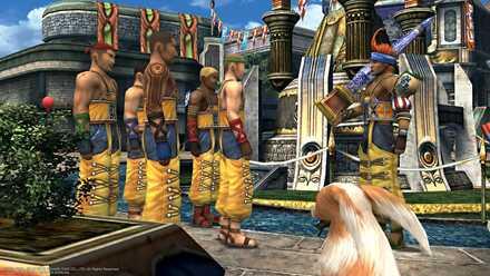 Final Fantasy X Wakka