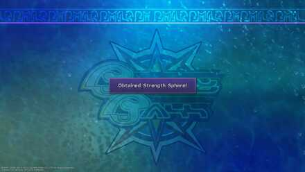 Final Fantasy X Strength Sphere