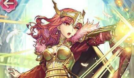 Legendary Celica : FireEmblemHeroes