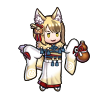New Year Selkie Avatar