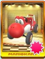 Red Turbo Yoshi