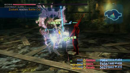 zodiark battle ff12 espers walkthrough