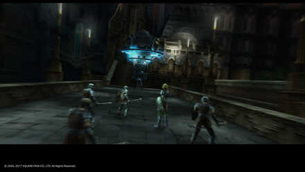 FF XII Air Cutter Remora Boss Fight