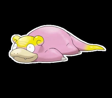 Galarian Slowpoke Image