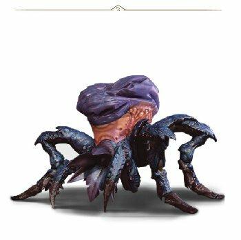 Venomous Arachas