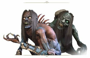 Greater Water Hag