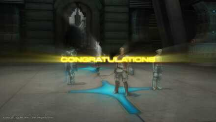 FF XII Judges Defeated