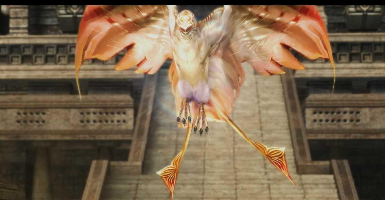 FF XII Garuda