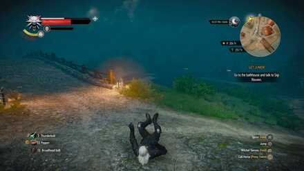 Basic Controls And Techniques The Witcher 3 Game8