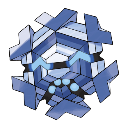 Pokemon - Cryogonal