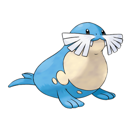 Pokemon Sword and Shield - Sealeo