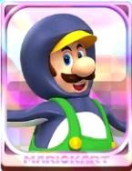 Penguin Luigi