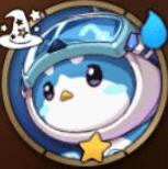 Ice-Bead Penguin