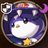 Dark-Winged Penguin