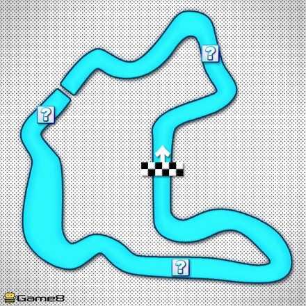 Frappe Snowland T Shortcut Map