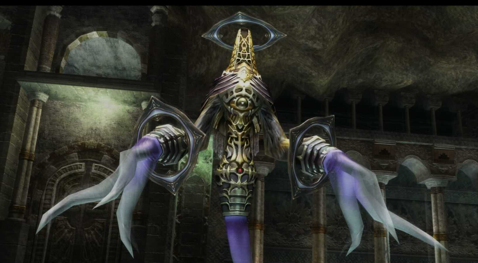FF XII Ahriman