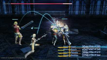 FF12 Boss Fight Judge Gabranth (1st Battle) Strategy