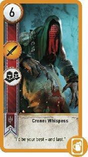Crone: Whispess Image