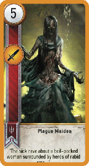 Plague Maiden Image