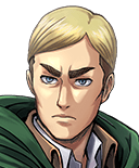13th Commander of the Scouts Erwin