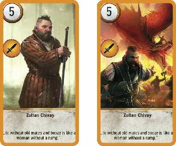 Zoltan Chivay Gwent Card And How To Get The Witcher 3 Game8