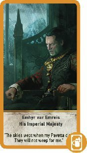Emhyr var Emreis: His Imperial Majesty Image